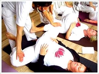 hatha yoga opleiding ashram nederland