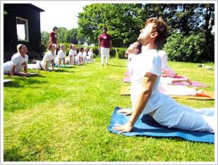 Erkende opleiding tot yogadocent