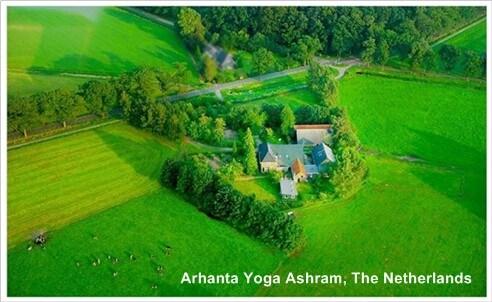 Wat is een yoga ashram