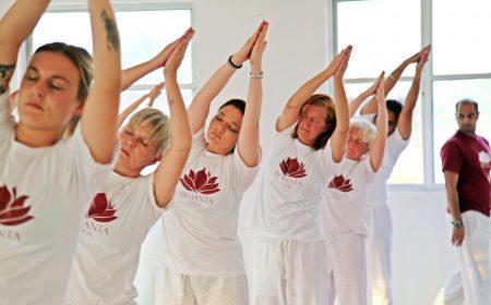 hatha yoga oefeningen voor beginners