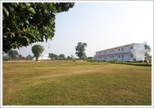 Arhanta Yoga Ashram building