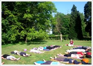 Opfriscursus Arhanta yoga Nederland