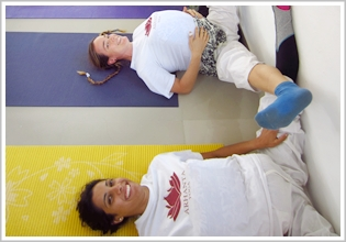 Yoga docenten opleiding zwangerschapsyoga