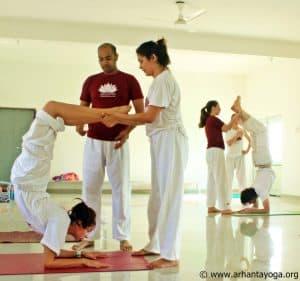 Hoe wordt ik yogadocent