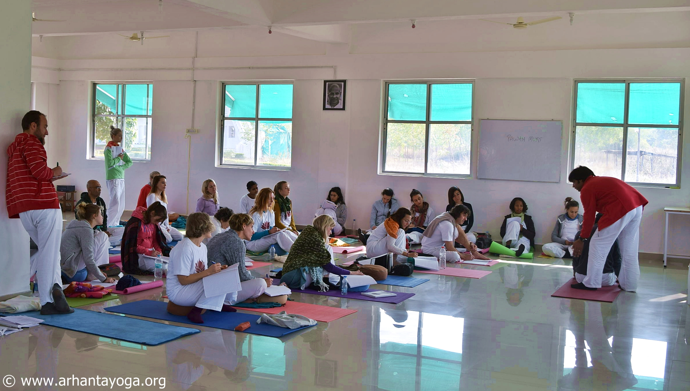 What to expect from a 200 hour yoga teacher training course_PIC2