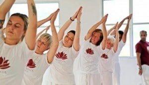Hoe word ik yogadocent?