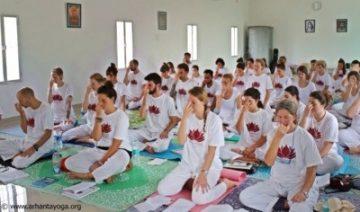 Pranayama tijdens Hatha yoga