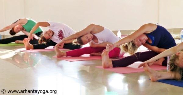 hatha yoga asana teacher training