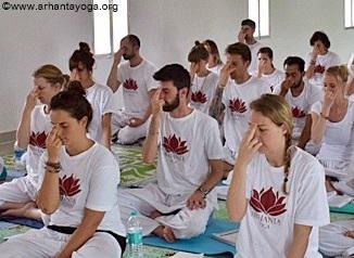 verschil-Pranayama-ademhalingsoefeningen