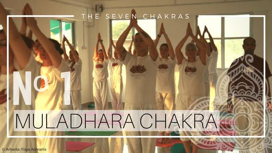 Muladhara chakra in balans brengen
