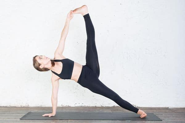 vinyasa yoga docenten opleiding