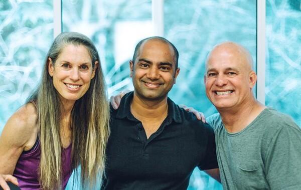yin yoga teacher