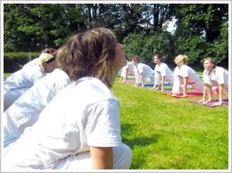 hatha yoga opleiding in nederland