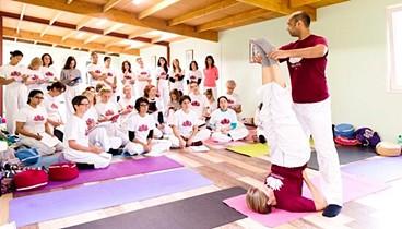 Yoga Docent Opleiding Nederland