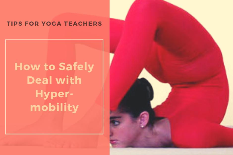 Yoga en Hypermobiliteit