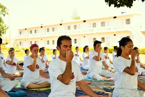 yoga opleiding india