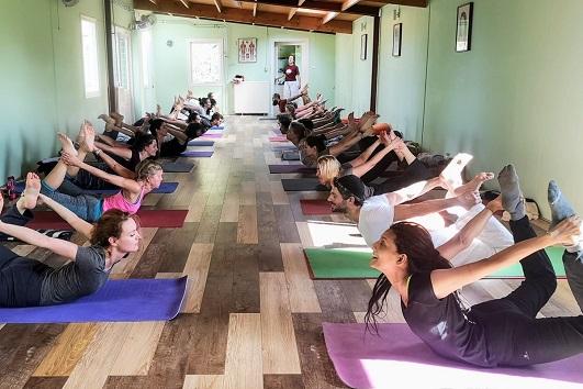 500 uur Yoga Docenten Opleiding