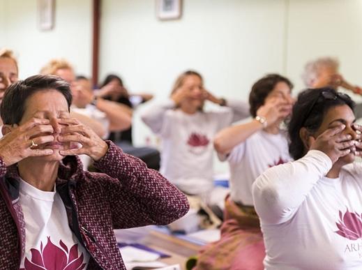 200 uur yoga opleiding nederland