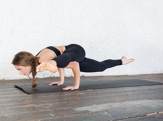 50 uur vinyasa yoga opleiding