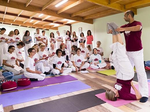 500 uur yoga docent opleiding