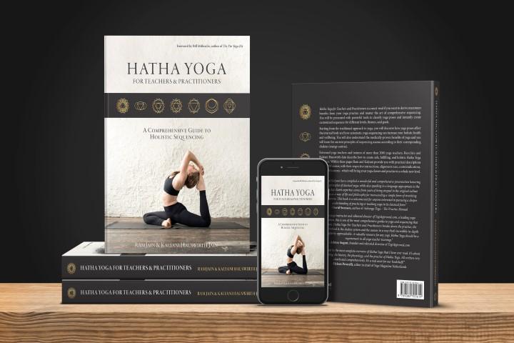 Hatha Yoga Boek Voorbeeld