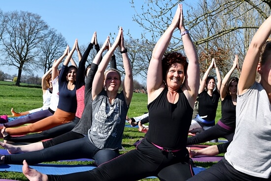 yoga teacher training Nederland