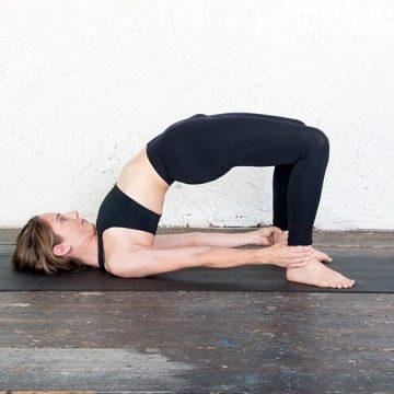 oefening voor stressverlichting`