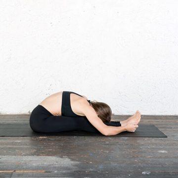 oefening voor stressverlichting