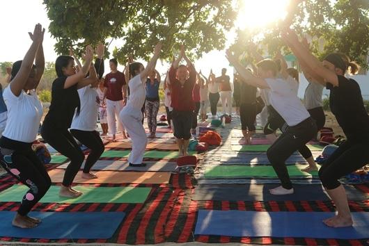 yoga lerarenopleiding