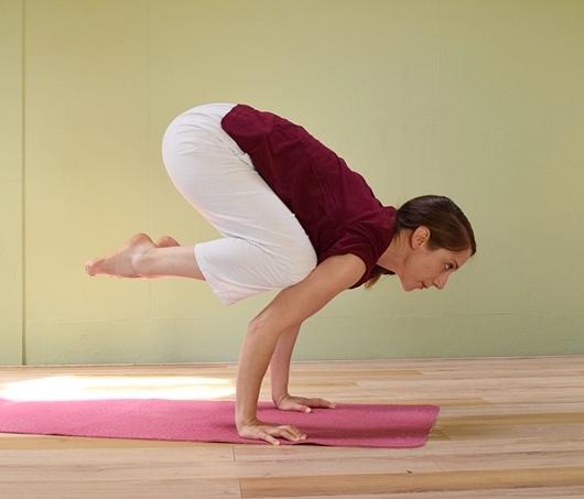 persoonlijke yoga beoefening bijhouden