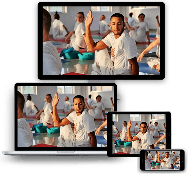 Online yoga docent opleiding 200 uur