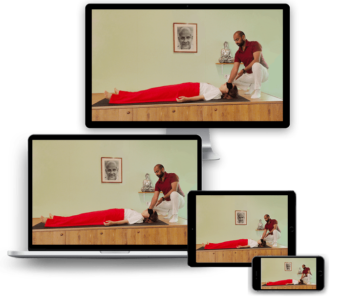 Online yoga nidra teacher training