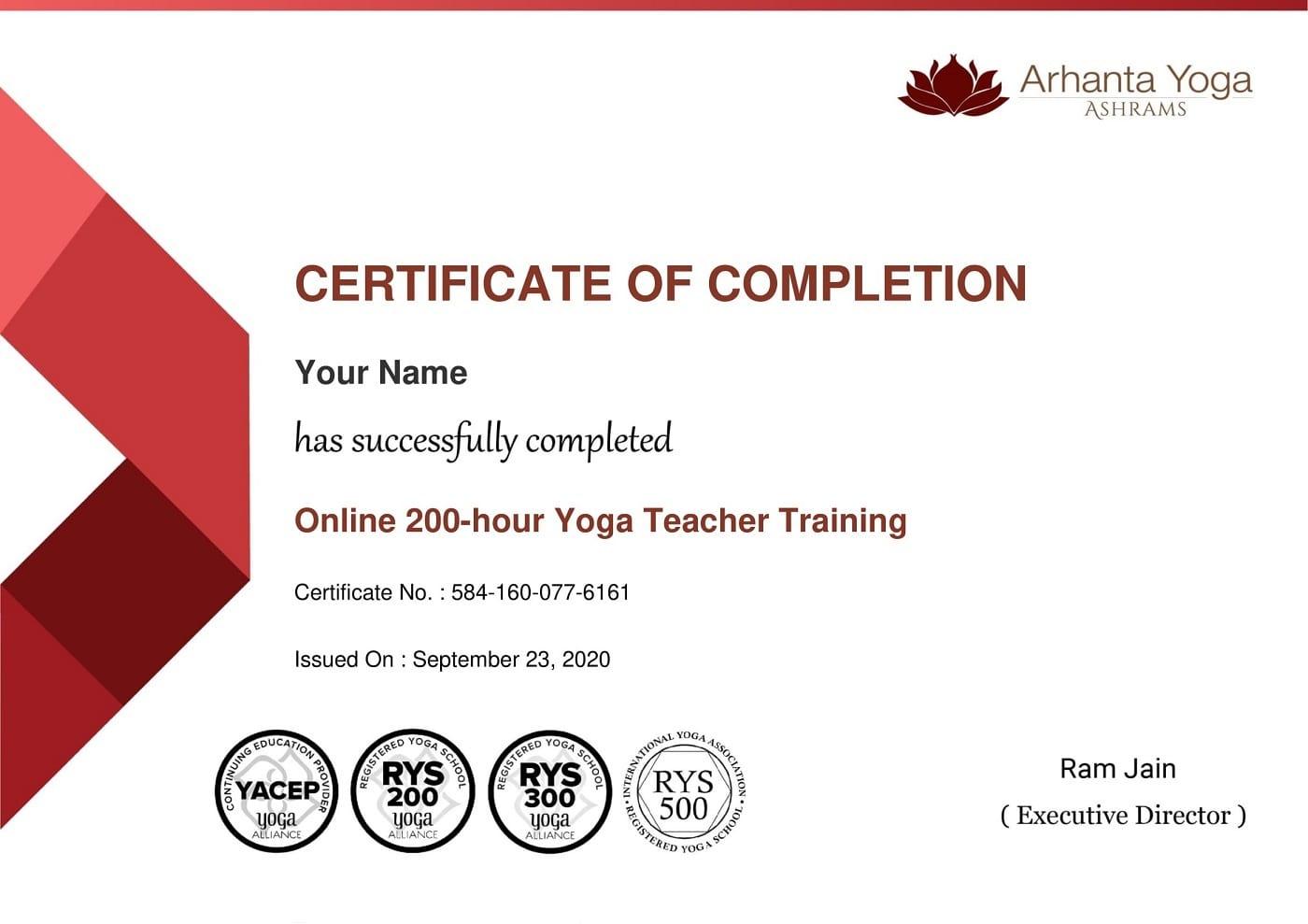 opleiding certificaat