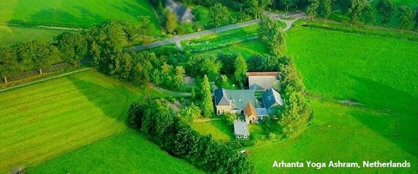 Arhanta Yoga Ashrams Europe