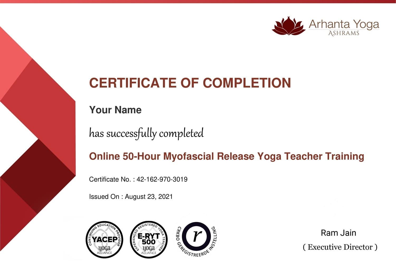 Myofascial-Release-Yoga-Training-Certificate